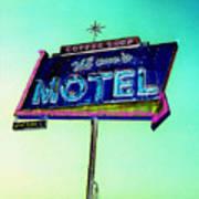 Mom's Motel Poster