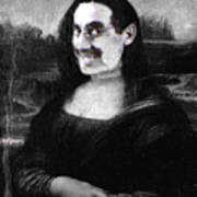 Mona Grouchironi Poster