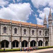 Monastery Of The Hieronymites Lisbon 5 Poster