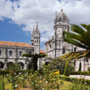 Monastery Of The Hieronymites Lisbon 6 Poster