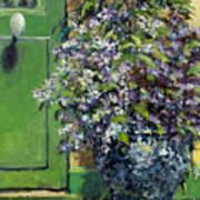 Monet's Entry Poster