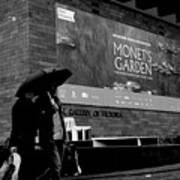 Monets' Garden At Ngv Poster