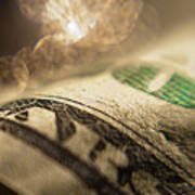 Money With Bokeh Poster