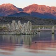 Mono Lake Sunrise 1 Poster