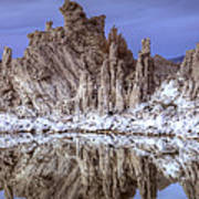 Mono Lake Tufa Poster