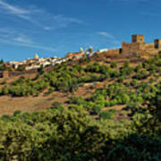 Monsaraz Medieval Town, Portugal Poster