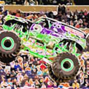 Monster Jam Orlando Fl Poster
