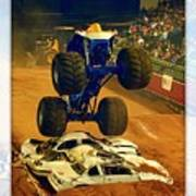 Monster Truck 1a Poster