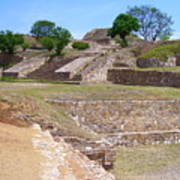 Monte Alban 3 Poster