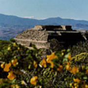 Monte Alban 4 Poster