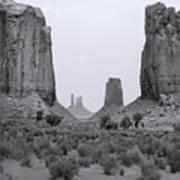 Monumentvalley 34 Poster