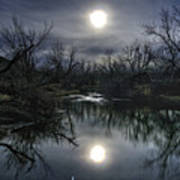 Moon Over Sand Creek Poster