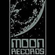 Moon Records Poster