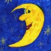 Moon Shine Poster