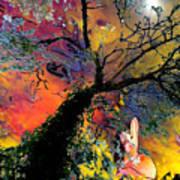 Moonbathing Poster