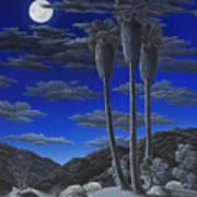 Moonrise Poster by Snake Jagger
