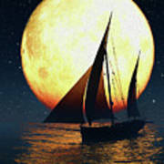 Moonsailor Poster