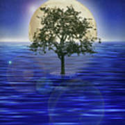 Moontree Poster