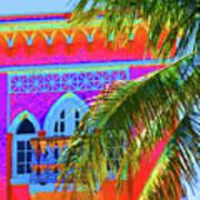Moorish Deco Poster