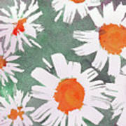 More Bunch Of Daisies Poster