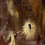 Moreau: Apparition, 1876 Poster