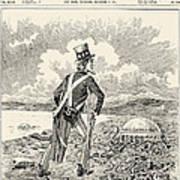 Mormons: Polygamy, 1883 Poster
