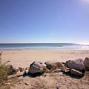 Morning At Qgunquit Beach 2. Poster