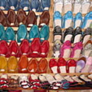Moroccan Shoes 3 Poster