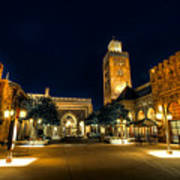 Morocco Pavilion, Epcot, Walt Disney World, Lake Buena Vista, Florida Poster