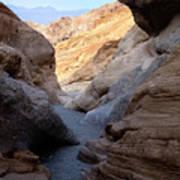 Mosaic Canyon Poster