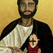 Most Sacred Heart Of Jesus Poster