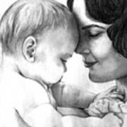 Mother and Baby Poster