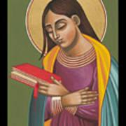Mother Of God After Fra Angelico 168 Poster