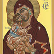 Mother Of God Virgin Of The Don 187 Poster
