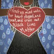 Mothers Of Black Lives Matter  Poster
