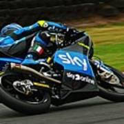 Moto Grand Prix Poster