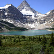 Mount Assiniboine Canada 16 Poster