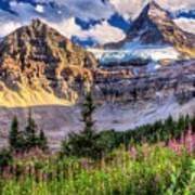Mount Assiniboine Poster