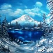 Mount Hood - Opus 2 Poster