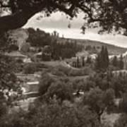Mount Of Olives Poster