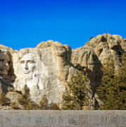 Mount Rushmore National Memorial Poster