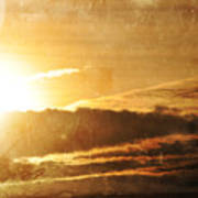 Mount Shasta Sunrise Poster