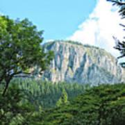 Mountain Charm Poster