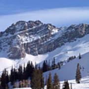 Mountain High - Salt Lake UT Poster