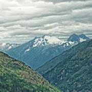 Mountain Pass Poster