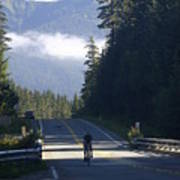 Mountain Ride Poster