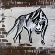 Mountain Tiger Poster