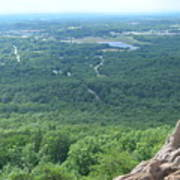 Mountain Views Poster