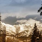 Mountain Vista Poster