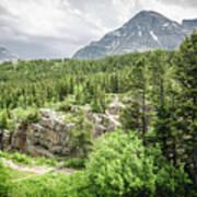 Mountain Vistas Poster